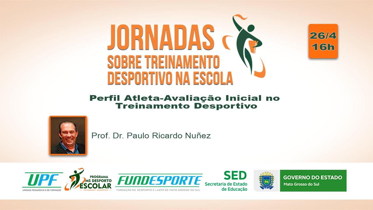 Avaliação física no desporto escolar será abordada em curso on-line da Fundesporte