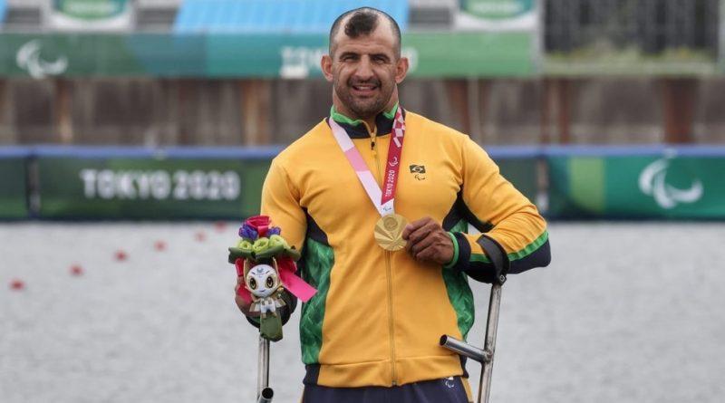 Com quatro ouros, MS faz história e ajuda Brasil a ter melhor campanha Paralímpica